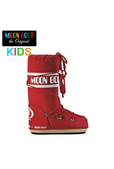 Moon Boot 14004400-003 Moon Boot Nylon Red 27-34