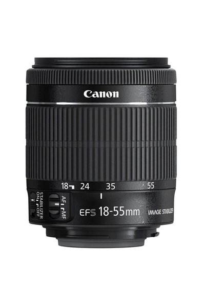 Canon Eos 750D + 18-55 Is Stm + Çanta + 16 Gbhafıza Kartı