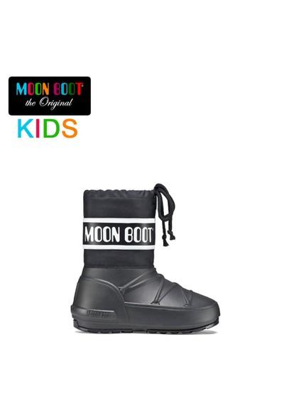 Moon Boot 34020100-001 Moon Boot Pod Jr Black 27-36