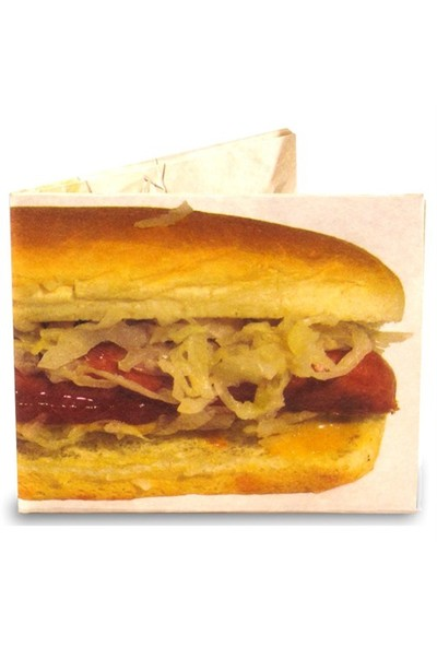 Dynomighty Dynomighty Cüzdan - Hot Dog