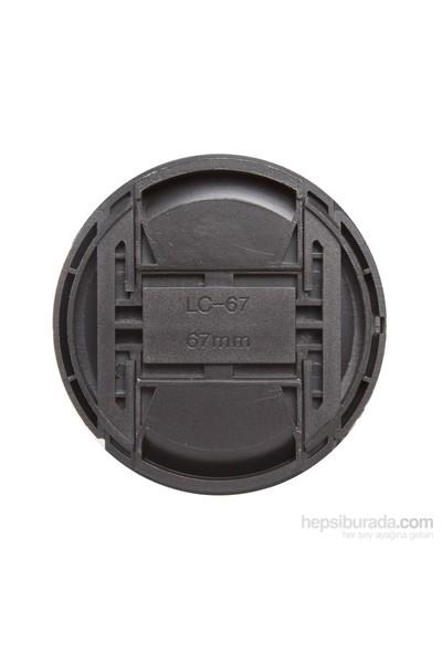 Hlypro 67Mm Lens Kapağı