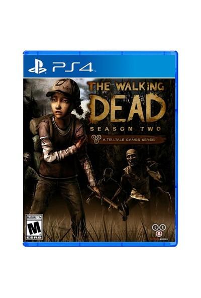 Telltale Games The Walking Dead Season Two Ps4 Oyun