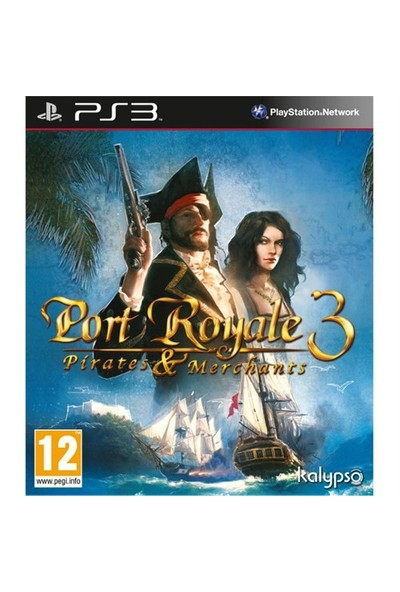 Kalypso Port Royale 3 Pirates & Merchants Ps3 Oyun