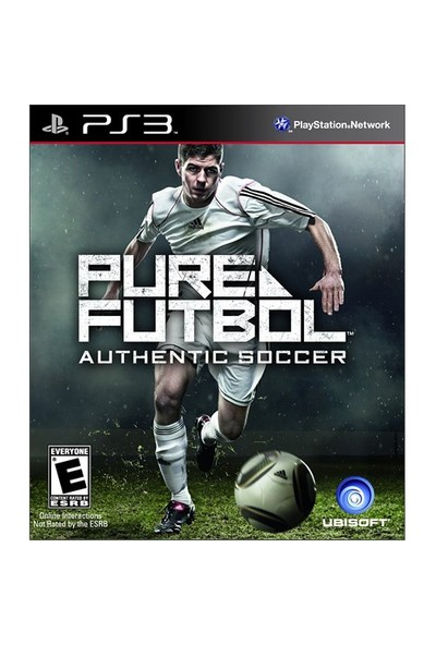 Ubisoft Pure Football Ps3 Oyun