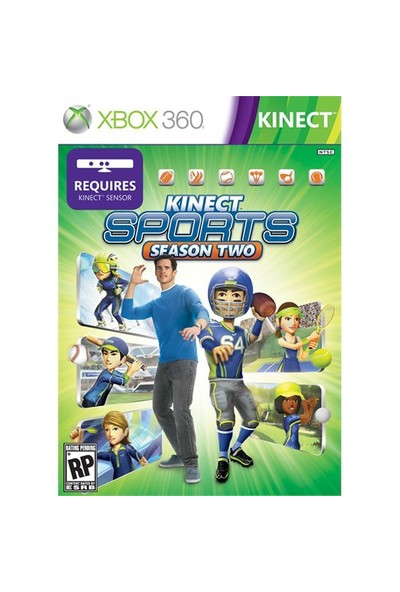 Havok Xbox360 Kinect Sports Season Two