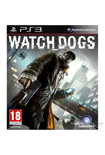 Watch Dogs Ps3 Oyunu