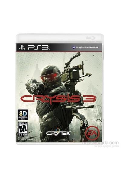 Crysis 3 Türkçe Ps3 Oyunu