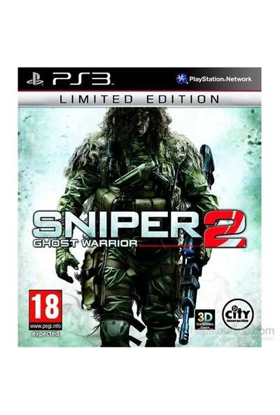 Sniper Elite 2 Ghost Warrior Ps3 Oyunu