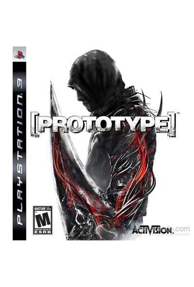 Prototype Ps3 Oyunu