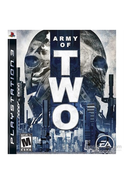 Army Of Two Ps3 Oyunu