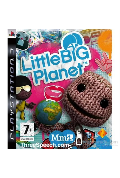 Little Big Planet Ps3 Oyunu