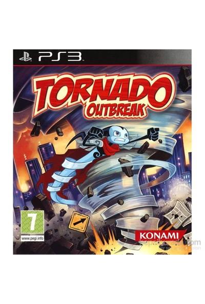Tornado Outbreak Ps3 Oyun