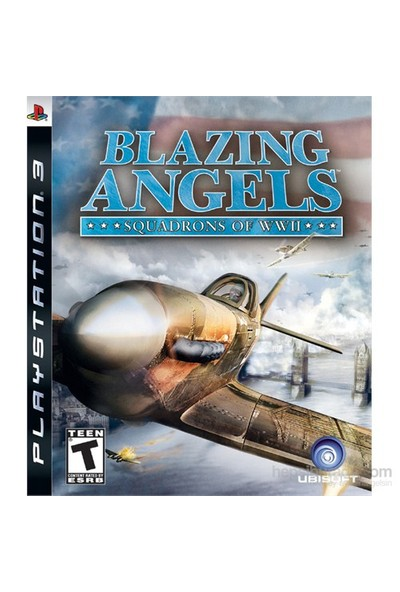 Blazing Angels Squadrons Of Wwii Ps3 Oyun