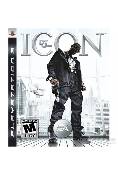 Def Jam İcon Ps3 Oyun