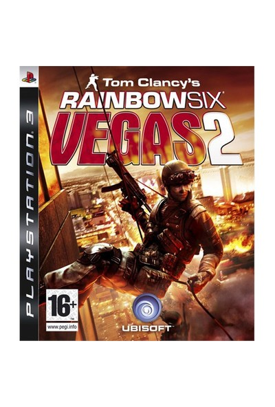 Ubisoft Tom Clancy's Rainbow Six: Vegas 2 Ps3