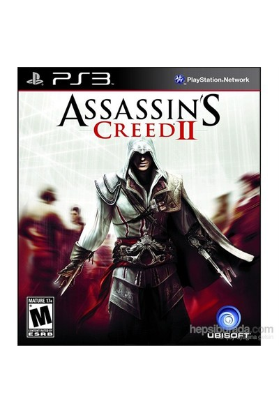 Assassin's Creed 2 Ps3 Oyun