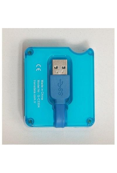Volk ML-G-C3304 60 IN 1 USB 3.0 Kart Okuyucu