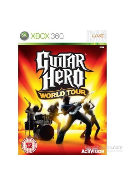 Activision Xbox 360 Guıtar Hero World Tour