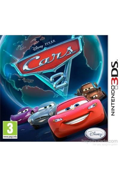 Disney 3Ds Cars 2