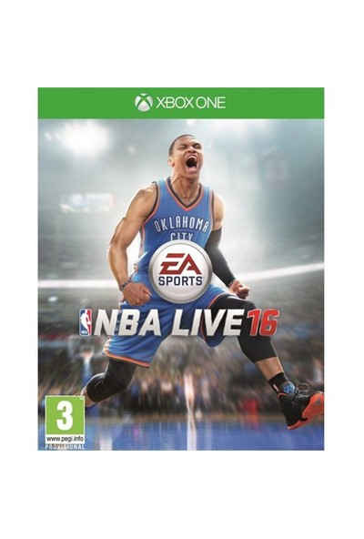 Ea Xbox One Nba Live 16