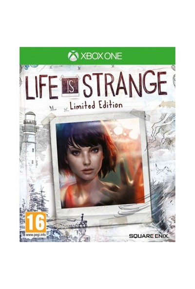Square Enix Xbox One Life Is Strange Limited Edt.