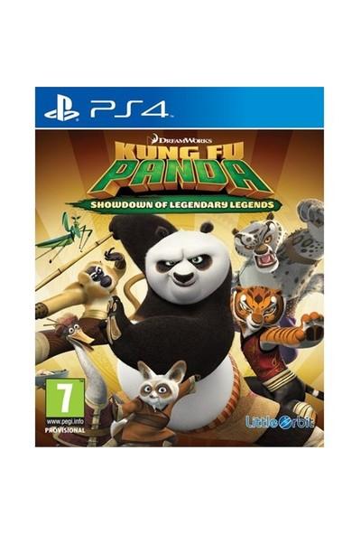 Kung Fu Panda:Showdown Of Legendary Legends PS4