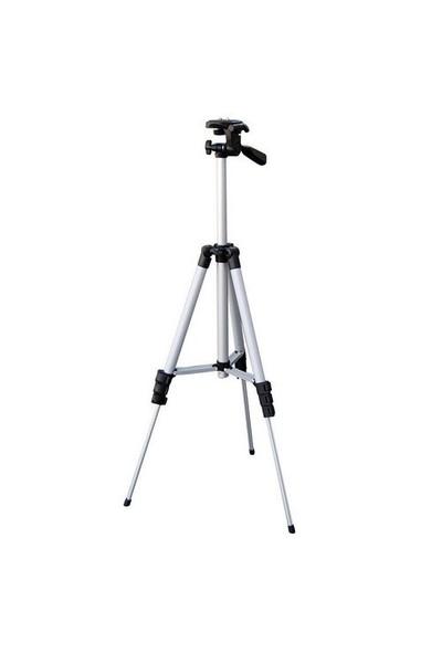 Tefeng Tf-3110 102Cm Yarı Professional Kamera Tripodu