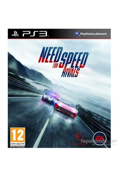 Need For Speed Rivals PS3
