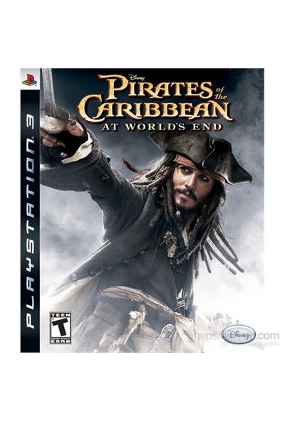 Disney's Pirates Of The Caribbean PS3