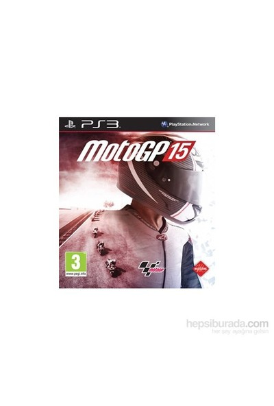MotoGP 15 PS3 Oyunu