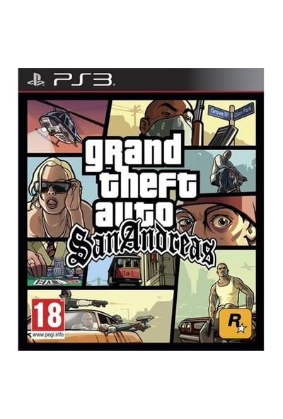 GTA : San Andreas PS3