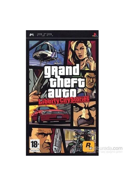 GTA: Liberty City Stories PSP