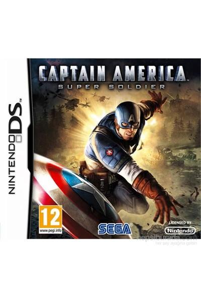 Sega Ds Captaın Amerıca Super Soldıer