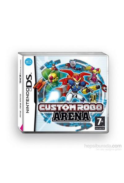 Nintendo Ds Custom Robo Arena