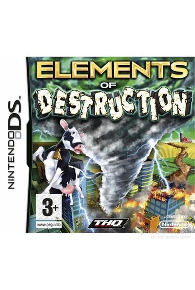 Thq Ds Elements Of Destructıon