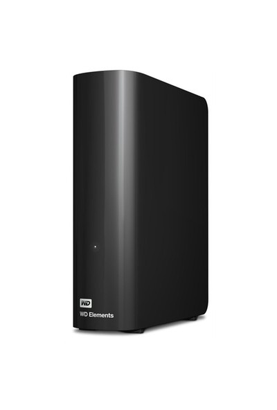 "WD Elements 4 TB 3.5"" USB 3.0 Taşınabilir Disk (WDBWLG0040HBK-EESN)"