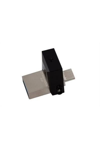 Kingston 64 Gb USB 3.0 Micro Duo USB Bellek DTDUO3/64G