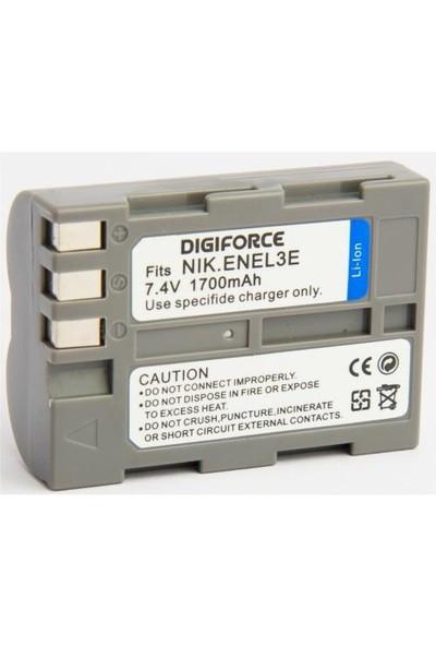 PDX Nikon ELEL3E Li-ion Fotoğraf Makine Bataryası