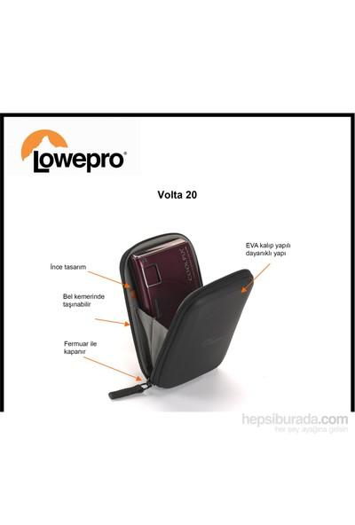 Lowepro Volta 20 Gri Taşıma Çantası