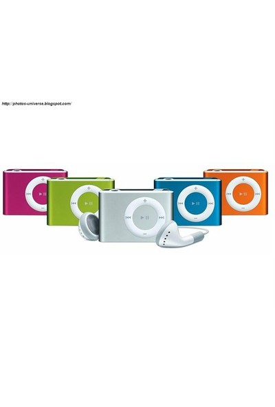 CW-X MP-11 4GB Mini MP3 Çalar