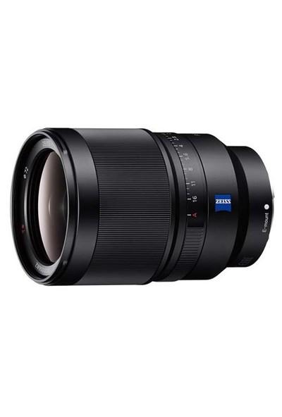 Sony Sel-35F14z Zeiss Tam Kare Objektif( Sony EurasiaGarantili )