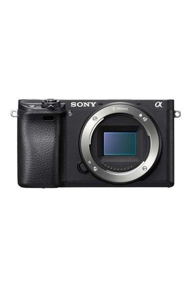 Sony A6300 Fotoğraf Makinesi (Gövde)