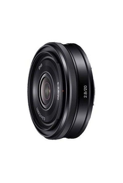 Sony Sel-20F28 Objektif