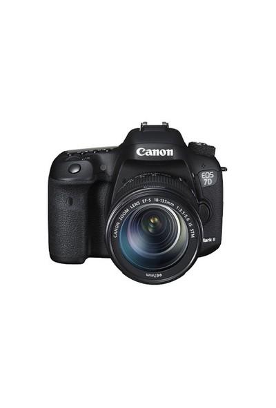 Canon Eos 7D Mark II 18-135 IS STM Lens DSLR Fotoğraf Makinesi