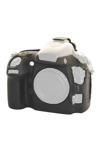 easyCover Silicon Case Nikon D800 ECND800 ( Siyah )