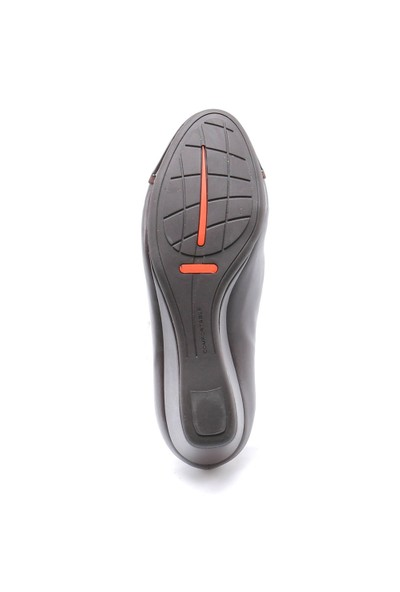 Travel Soft O17049 Kahverengi Kadın Gova Ayakkabı