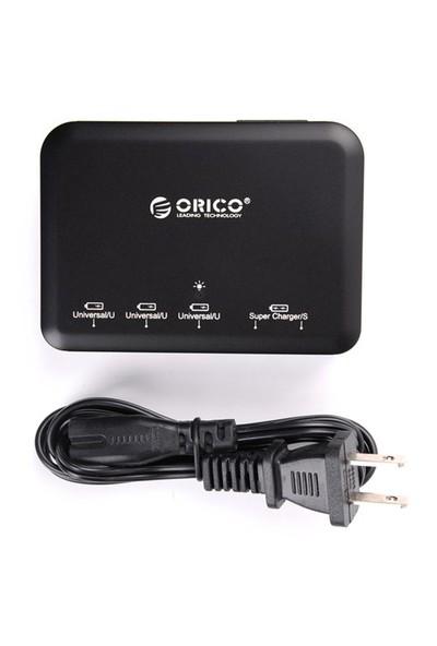 Orico DCAP-5S-BK 5 Port USB Şarj Cihazı