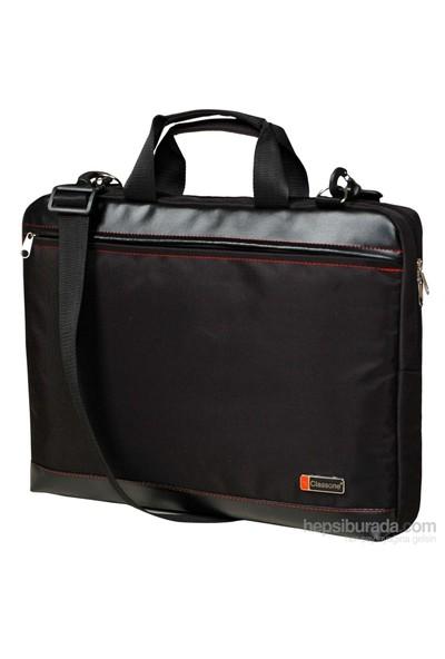 Classone TL1700 17 inç Notebook El Çantası-Siyah