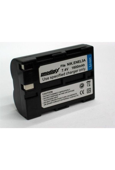 Prodigix Nikon EN-EL3 Batarya