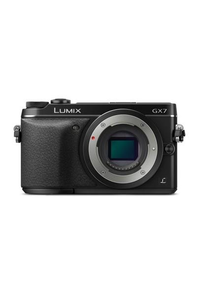 Panasonic Lumix DMC-GX7 14-42mm Aynasız Fotoğraf Makinesi